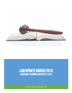 Updated Laws By State March 2015 eBook